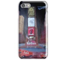 ELVIS in Times Square iPhone Case/Skin