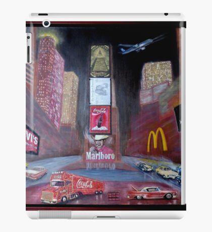 ELVIS in Times Square iPad Case/Skin