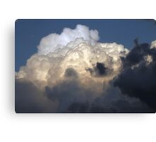 Cloud Study No. 9 Canvas Print