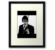 Gotham Oswald Cobblepot Robin Lord Taylor Framed Print