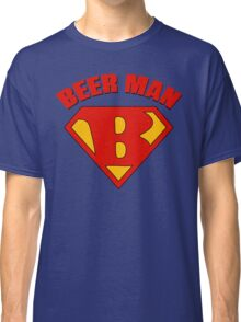 Beer Man Classic T-Shirt