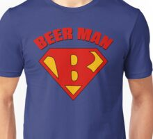 Beer Man Unisex T-Shirt