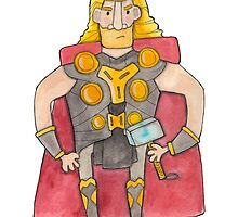 Thor by Bumble & Bristle