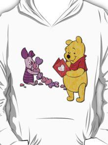 Pooh & Piglet Valentine T-Shirt