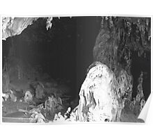 Abercrombie Caves, NSW. Poster