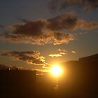 SunDown by deb cole
