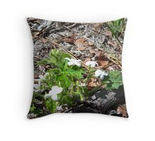 83 Throw Pillow