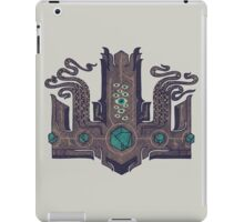 The Crown of Cthulhu iPad Case/Skin