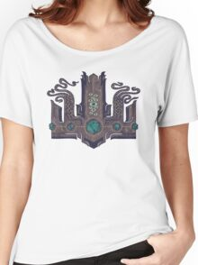 The Crown of Cthulhu Women's Relaxed Fit T-Shirt
