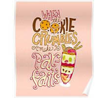 When the Cookie Crumbles Poster