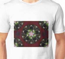 Stained Glass Sand Dollars Unisex T-Shirt