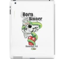Born Sinner iPad Case/Skin