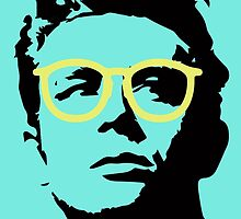 James Dean by cocoabeaneater
