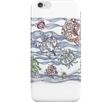 Sea Turtles iPhone Case/Skin