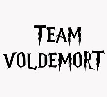 Team Voldemort by starsofgalaxy