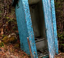 Deep Woods Pitstop by Kevin  Kroeker