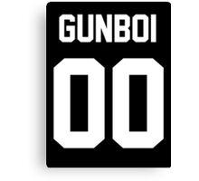 GUNBOI Canvas Print