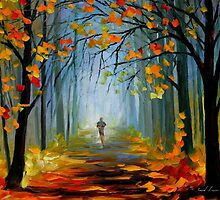 The Morning — Buy Now Link - www.etsy.com/listing/193564065 by Leonid  Afremov