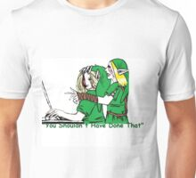 BEN Drowned Roleplaying Who's In Control? Unisex T-Shirt
