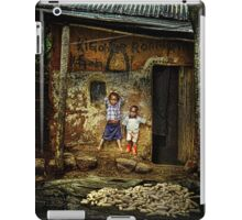 Uganda: Porch Boys iPad Case/Skin