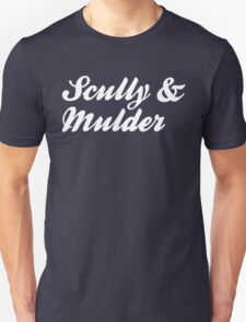 Scully & Mulder T-Shirt