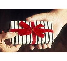 Gift Exchange Photographic Print
