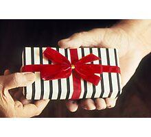 Gift Exchange Photographic Print