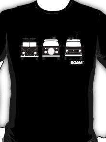 ROAM 3 Westy Campervans T-Shirt
