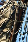 MAST,SAIL,CORDS& CHAINS by karo