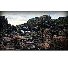 Bombo Rocks - Sunrise  Photographic Print