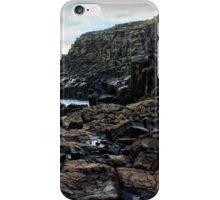Bombo Rocks - Sunrise  iPhone Case/Skin