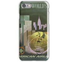 New York World's Fair 1964 iPhone Case/Skin