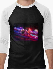 Colours Men's Baseball ¾ T-Shirt