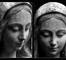 Portraits of Stone by TriciaDanby