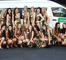 Europcar - Miss Italia-Australia Finalist  by Rosina lamberti