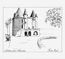 Chateau des Milandes by Escarlata
