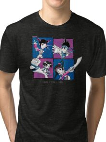 Seoul Calibur Color Variant Tri-blend T-Shirt