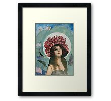 And Dance By The Light of The Moon Framed Print