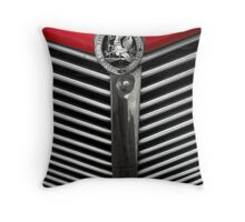 improved vauxhall (1948 i think) Throw Pillow