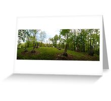 PETERSON CEMETERY Greeting Card