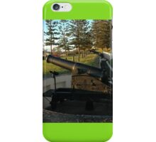 Wollongong Cannons, Australia 2007 iPhone Case/Skin