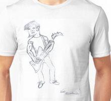 guitar man 2 Unisex T-Shirt