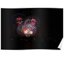 New Years Eve Fireworks 2014  Poster
