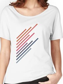 Rainbow Jets Women's Relaxed Fit T-Shirt