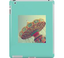 Round N Round We Go... iPad Case/Skin