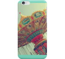 Round N Round We Go... iPhone Case/Skin