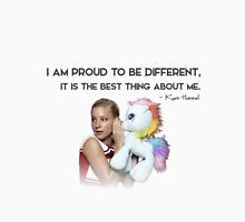 I Am Proud To Be Different, It Is The Best Thing About Me Unisex T-Shirt