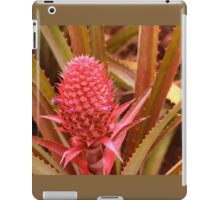 Pineapple Flower Bud iPad Case/Skin