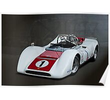 1968 Can-Am Lola T160 Poster