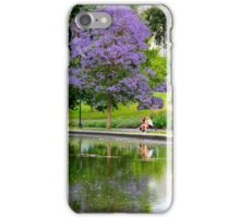 Jacaranda Dreaming iPhone Case/Skin